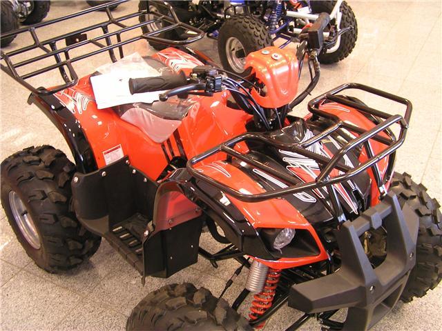 quad 125 4x4 usati