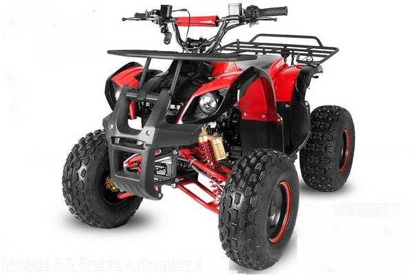 quad 125 bazooka