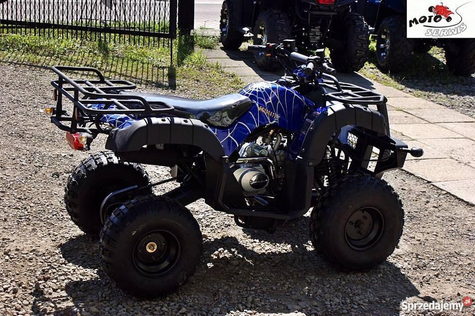 quad 125 duzy