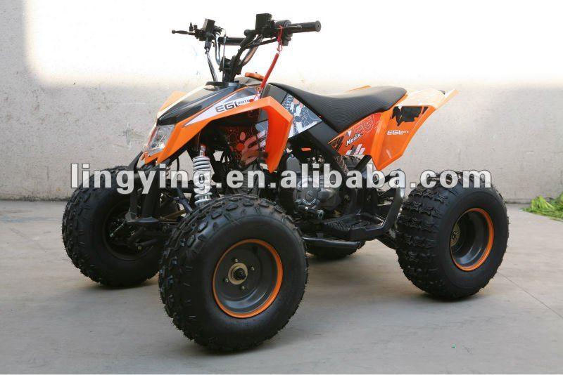 quad 125 egl motor