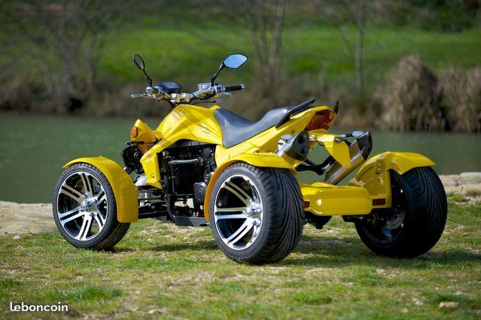 quad 125 leboncoin