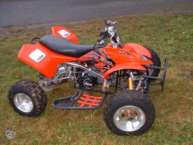 quad 125 masai