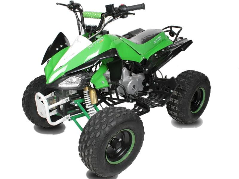 quad 125 nitro speed