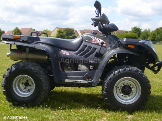 quad 125 occasion belgique