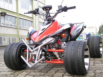 quad 125 omologato