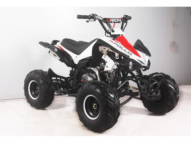 quad 125 polaris