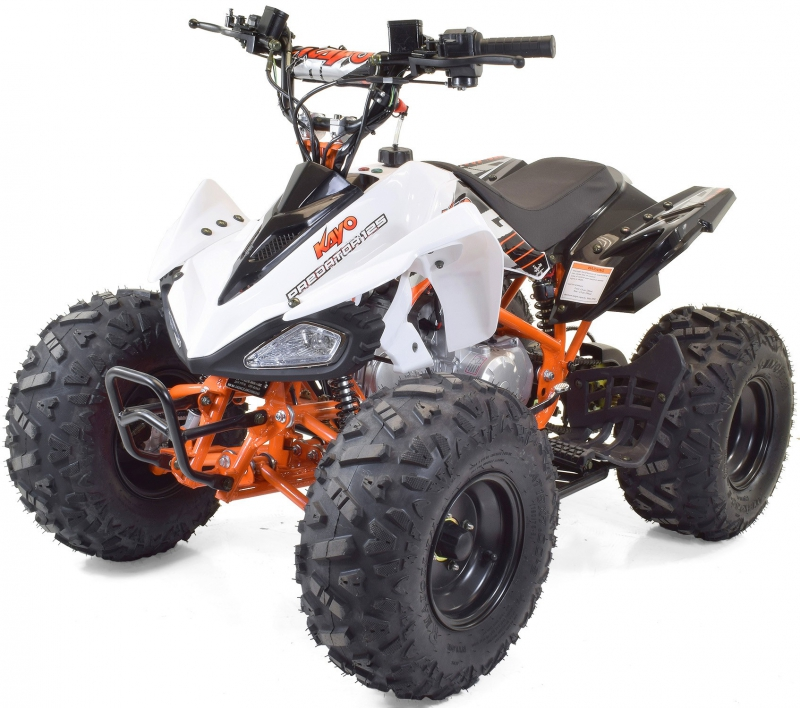 quad 125 sport