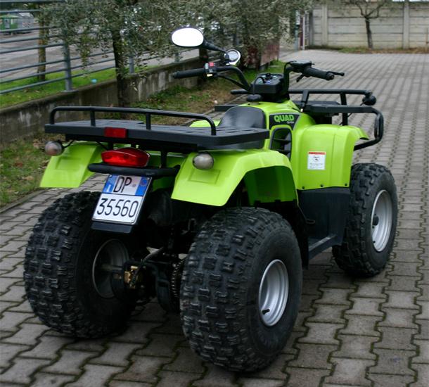 quad 125 usato in sicilia