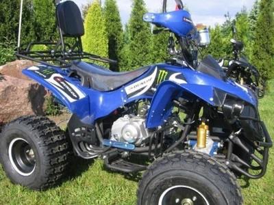 quad 125 varia