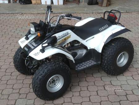 quad 125 yamaha breeze
