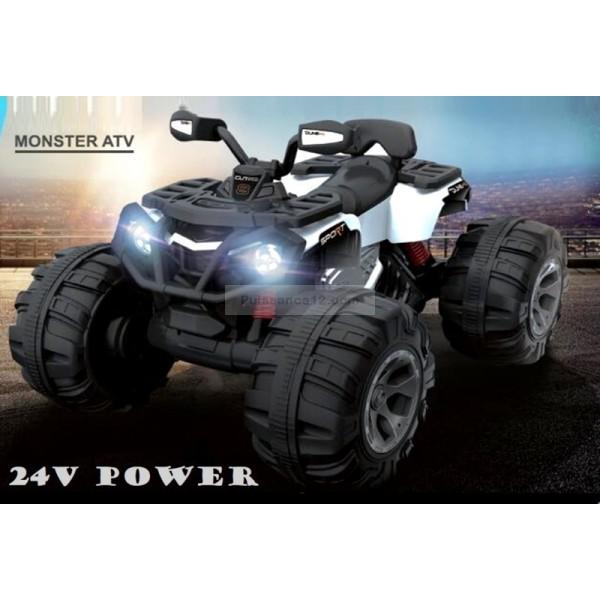 quad electrique 24 volts