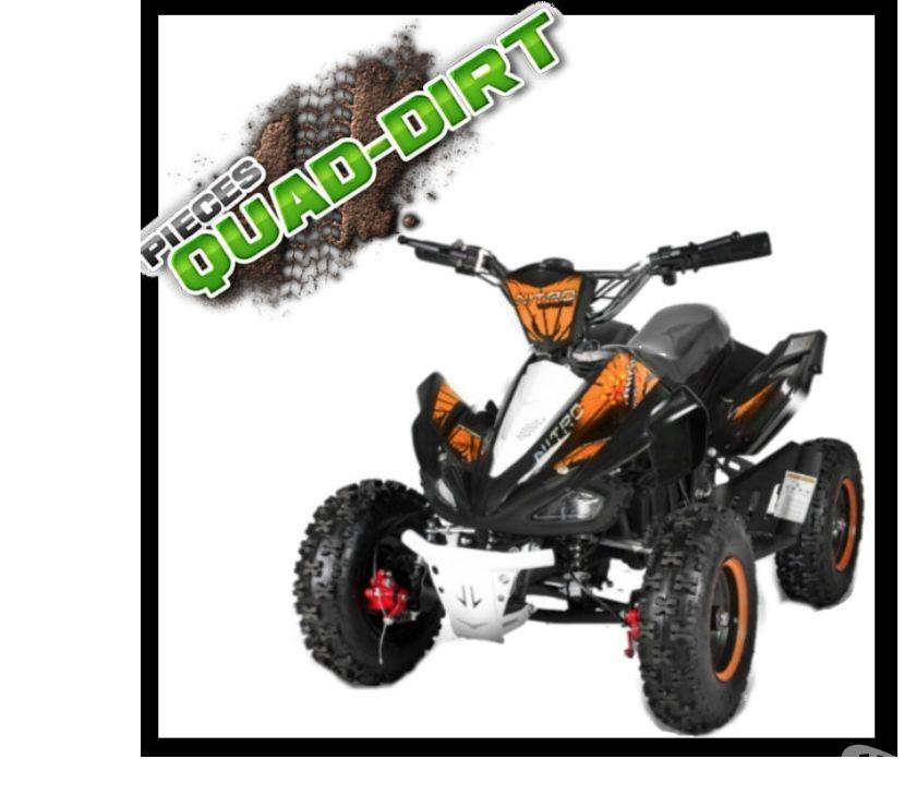quad electrique 36 volts occasion