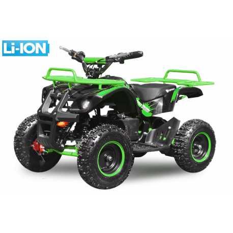quad electrique 800w avis