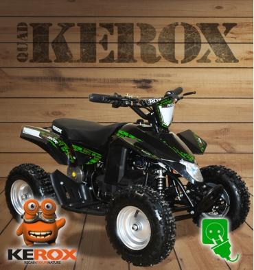quad electrique 800w kerox