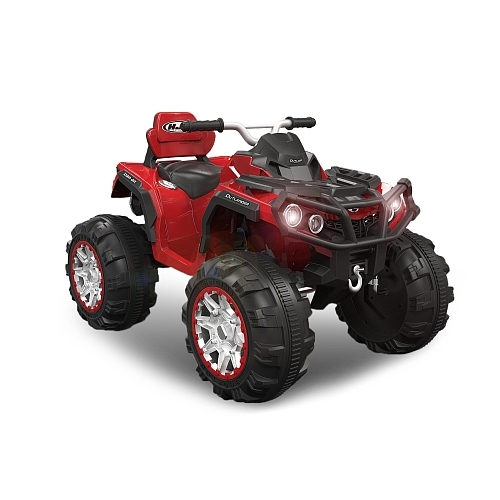 quad electrique fast and baby