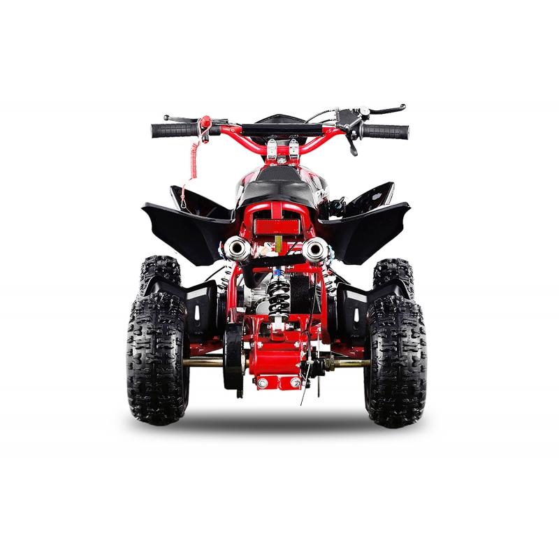 quad electrique jumpy