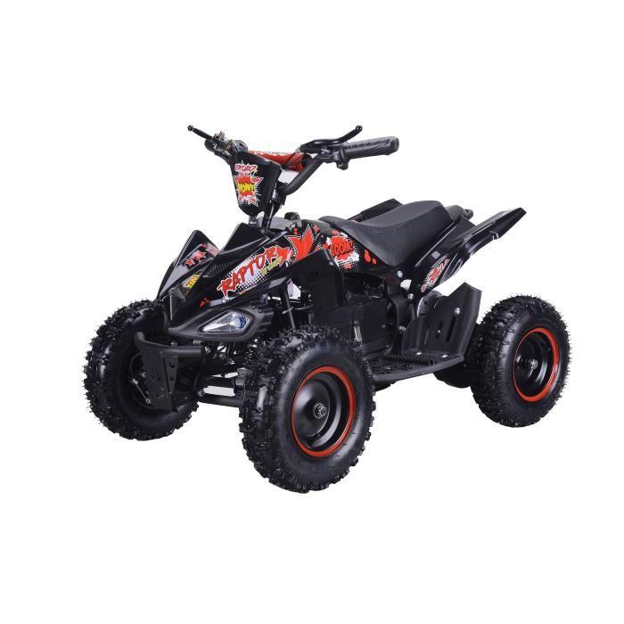 quad electrique raptor 800w