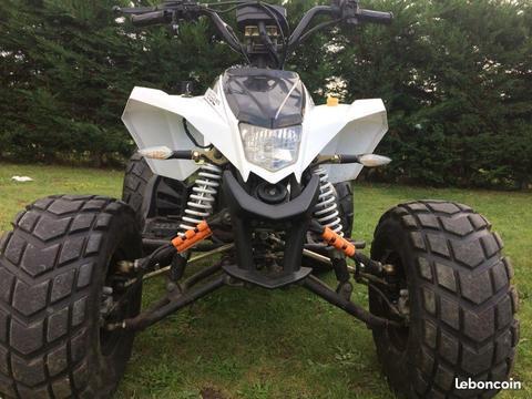 quad homologue 50cc pas cher