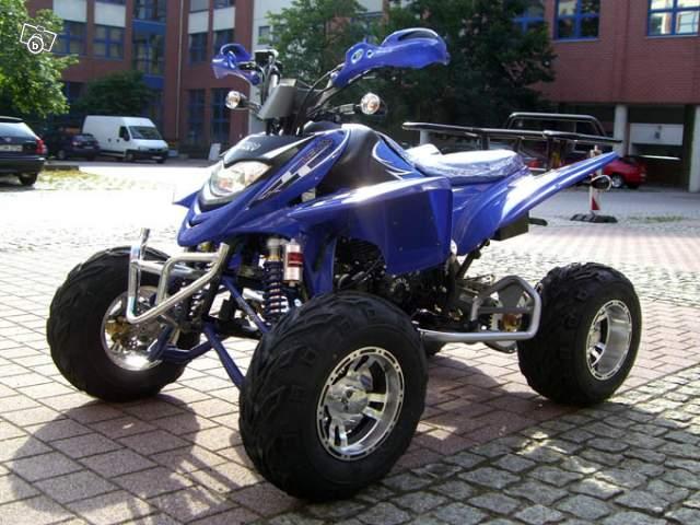 quad homologue neuf