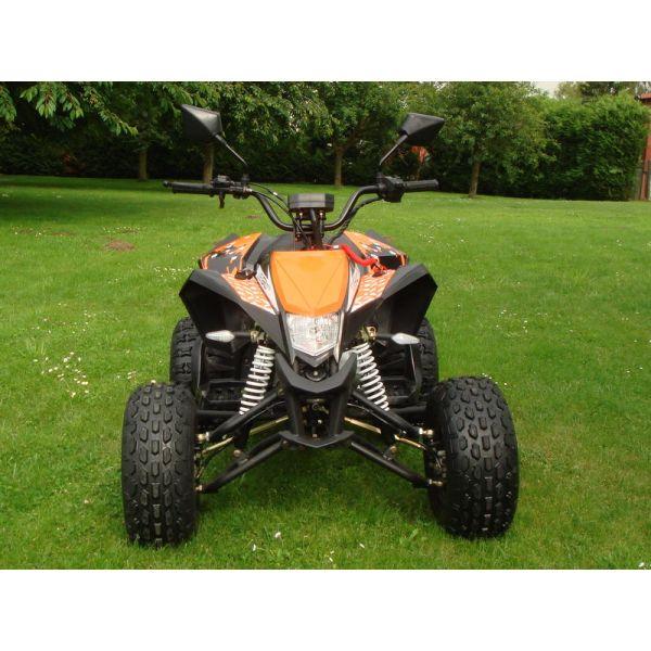 quad homologue route 50cc egl maddix noir
