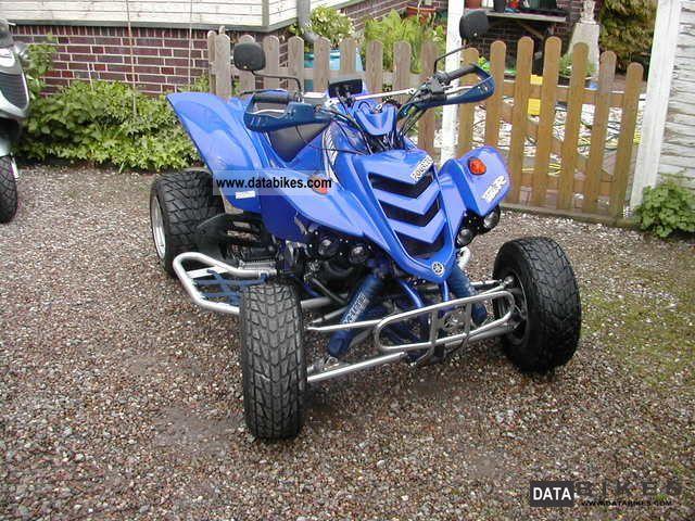 quad raptor 660 tuning