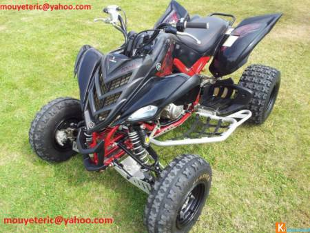 quad raptor 700 homologue occasion