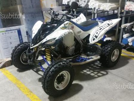 quad raptor 85