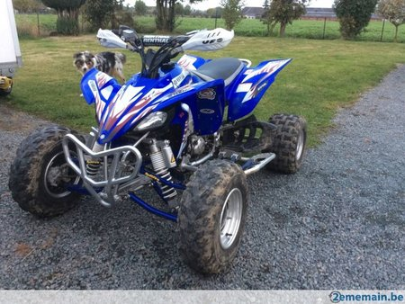 quad raptor a vendre