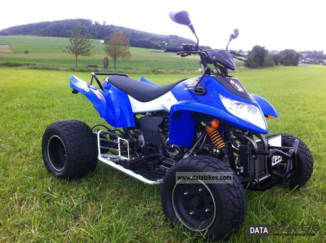 quad raptor suzuki
