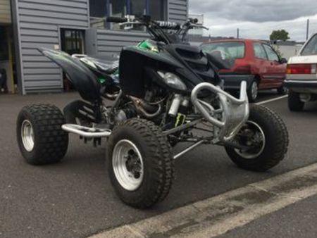 quad raptor yamaha 660